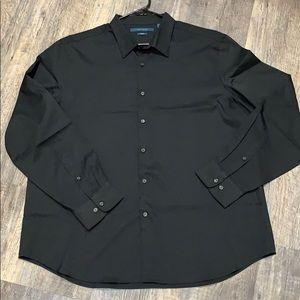 Perry Ellis Total Stretch Dress Shirt